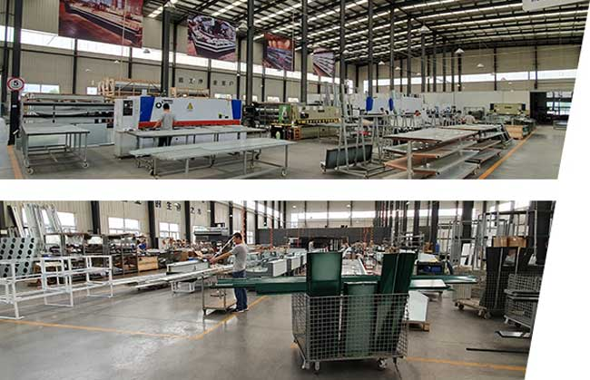 SIS Refrigerators Factory